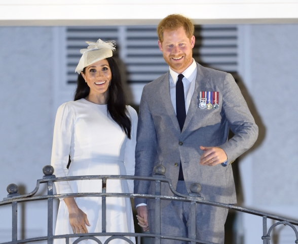 The Duke And Duchess Of Sussex Visit Fiji - Day 1