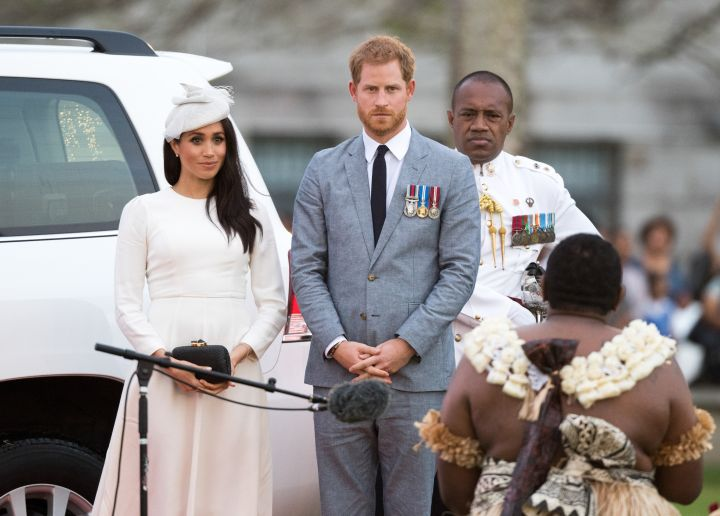 The Duke And Duchess Of Sussex Visit Fiji – Day 1
