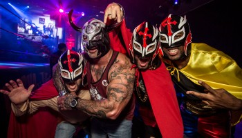 Lucha VaVOOM's Halloween Spectacular - Circo De Vampiros