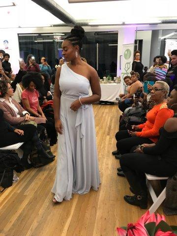 Tresses And Dresses Fashion Show