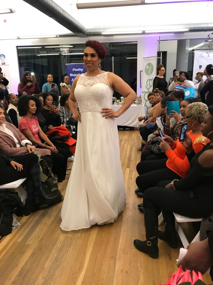 Tresses And Dresses Fashion Show