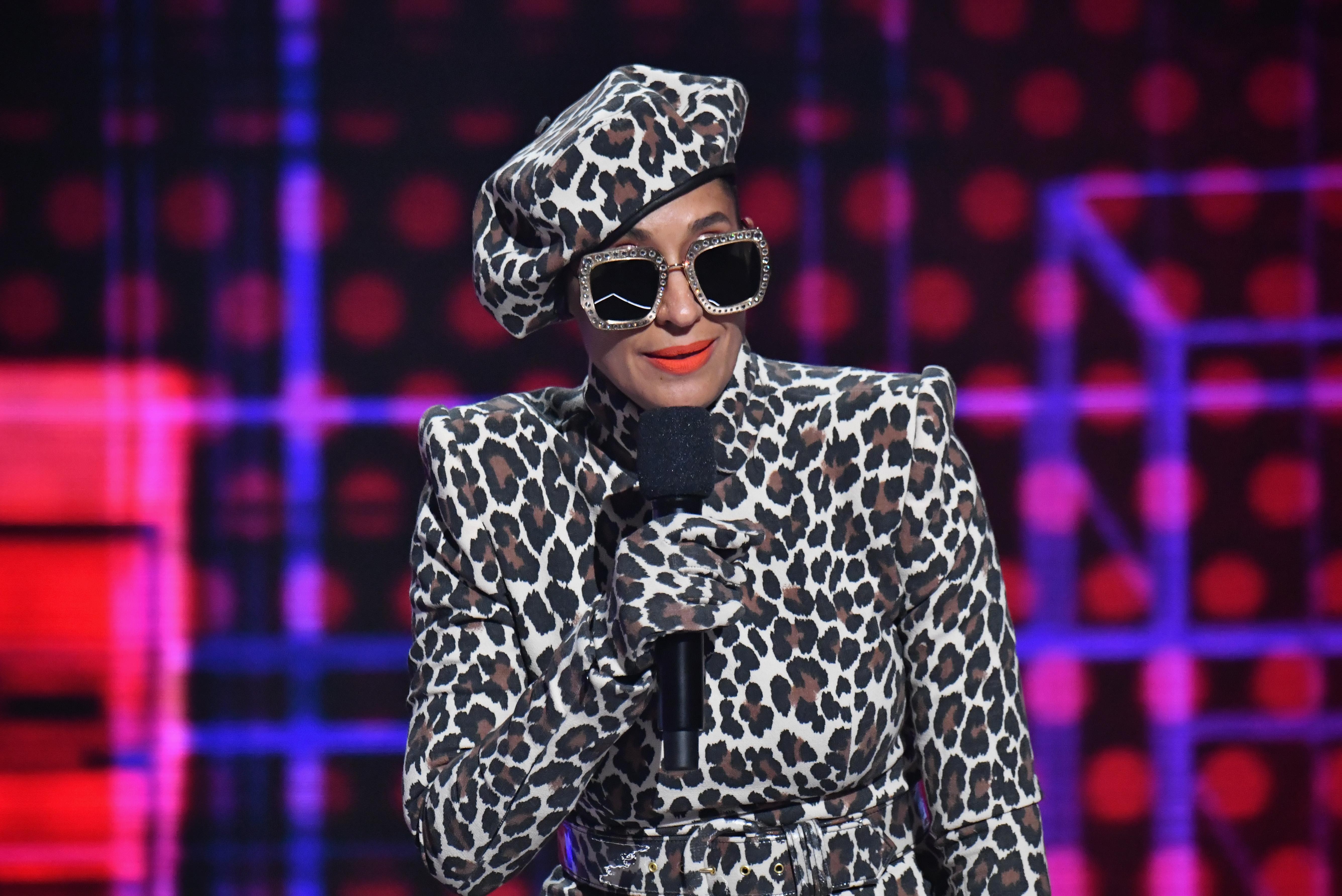 2018 American Music Awards - Inside