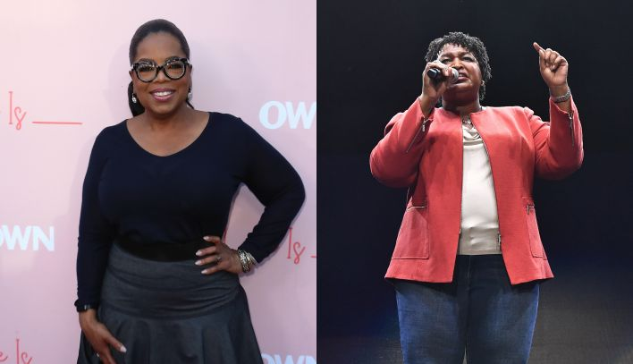 Oprah & Stacey Abrams