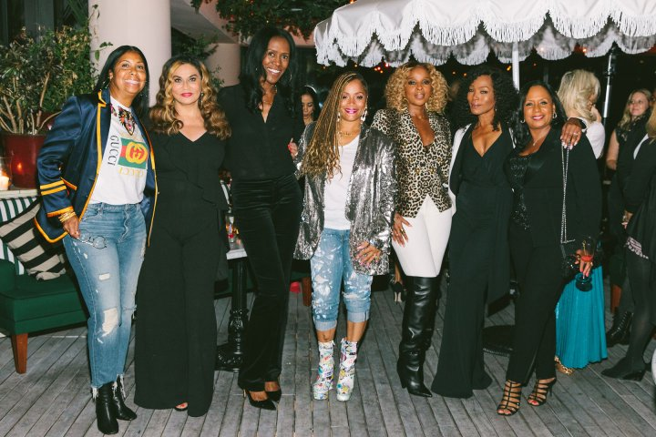 Mary J. Blige, Angela Bassett - Sister Love x ACS Event