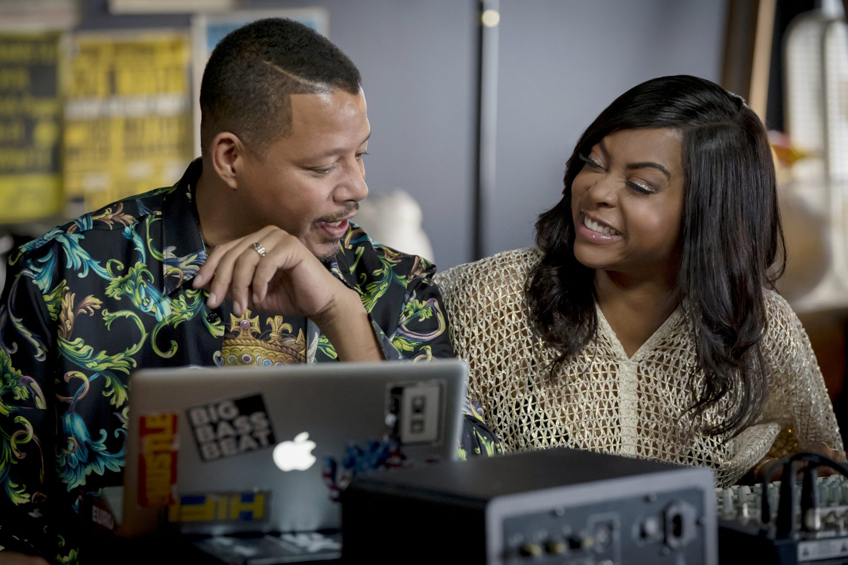 Empire - Cookie and Lucious