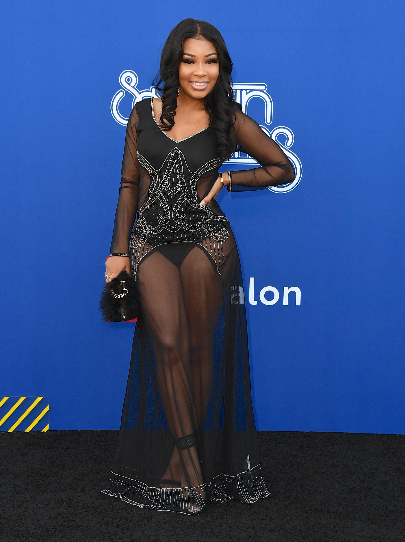 2018 Soul Train Awards - Red Carpet