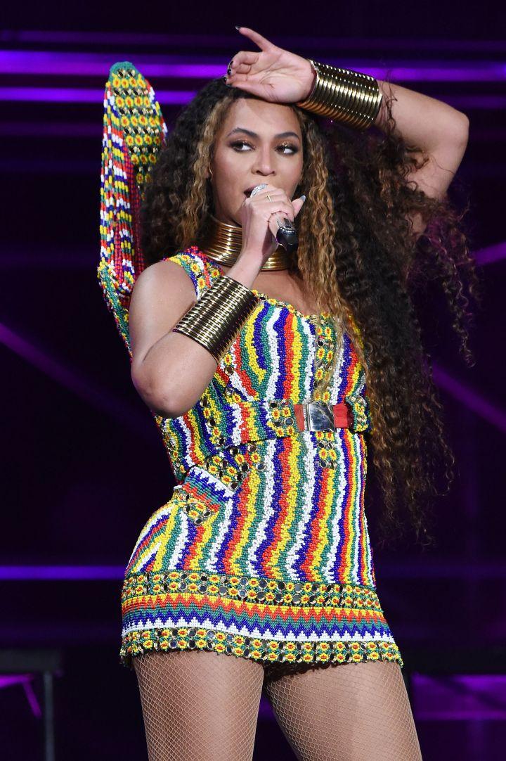 Beyonce In Esteban Cortazar