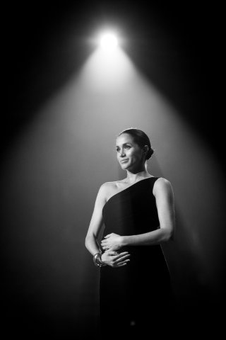 The Fashion Awards 2018 In Partnership With Swarovski - Black & White