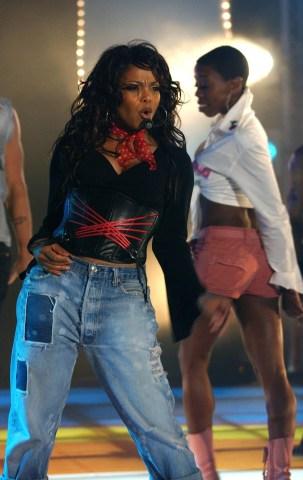 Janet Jackson on MTV TRL UK