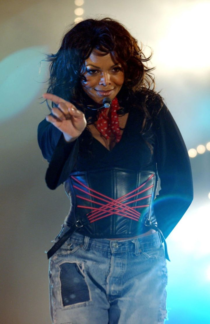 Janet Jackson on MTV TRL UK