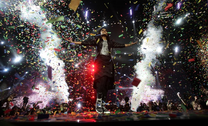 Capital FM's Jingle Bell Ball - Day Two Show - London
