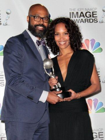 43rd NAACP Image Awards - Press Room