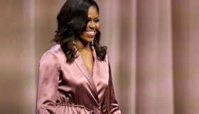 Michelle Obama 'Becoming' book tour stop in San Jose