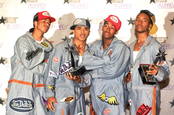 The 3rd Annual BET Awards - Press Room