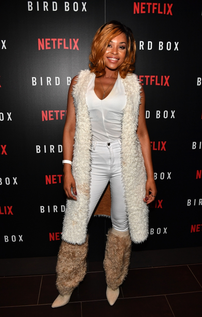 Netflix Bird Box Atlanta VIP Screening