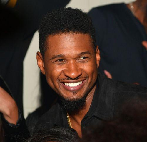 Usher's Birthday Celebration