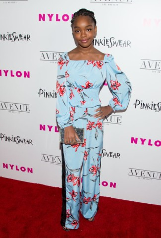NYLON Hosts Annual Young Hollywood Party - Arrivals