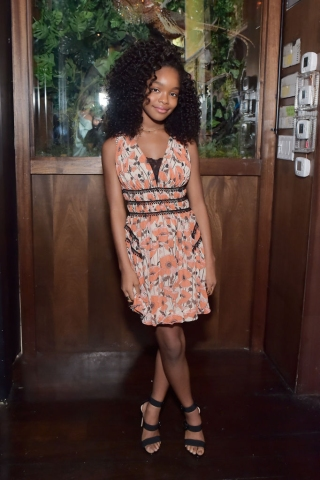 Marie Claire Celebrates Fifth Annual 'Fresh Faces' in Hollywood with SheaMoisture, Simon G. and Sam Edelman - Arrivals