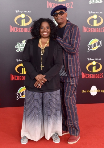 Premiere Of Disney And Pixar's 'Incredibles 2' - Arrivals