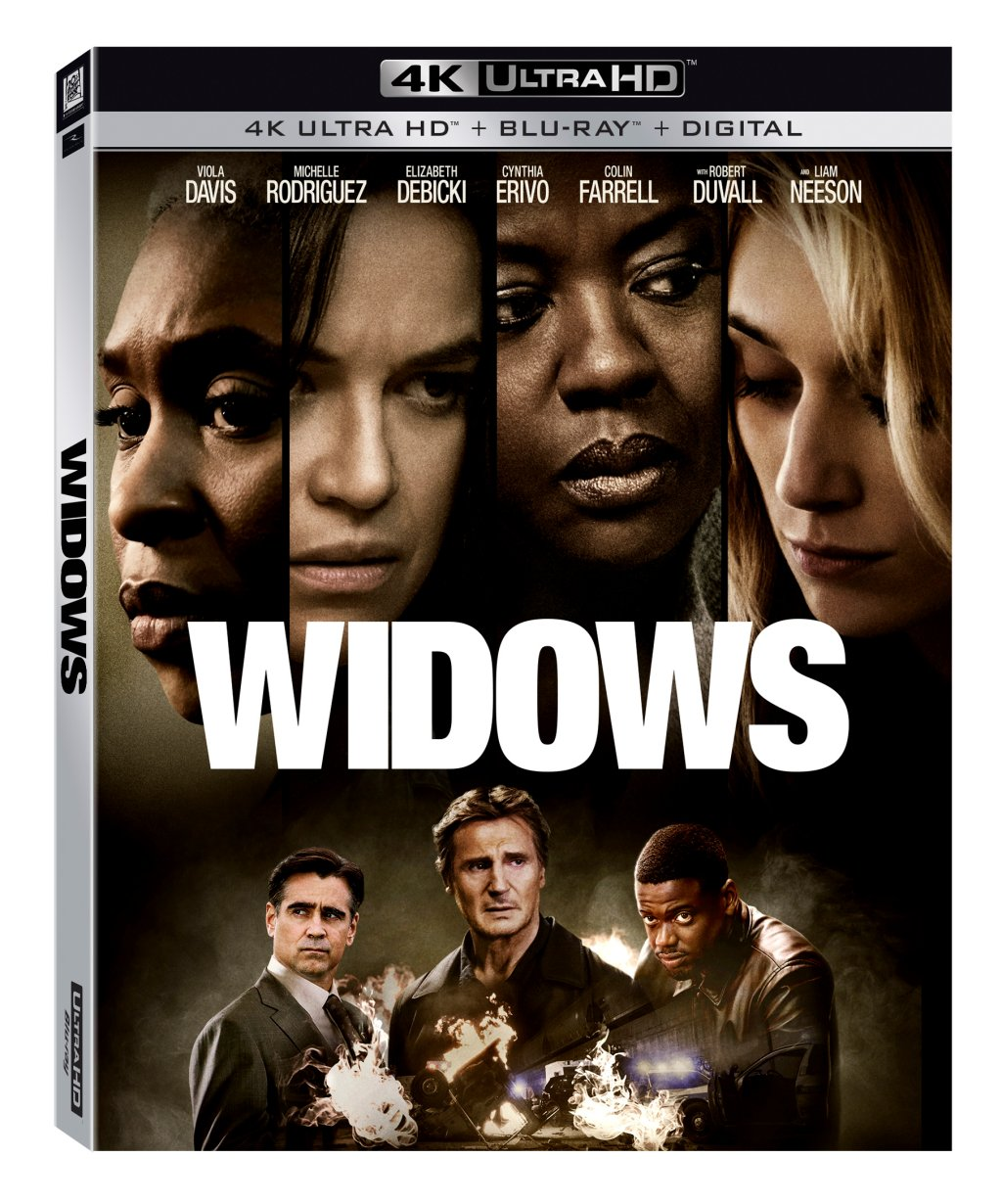 'Widows' DVD