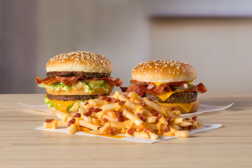 McDonald's Bacon Hour