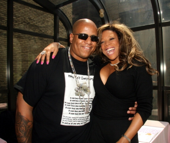Wendy Williams's Signs to Alize as National Spokesperson