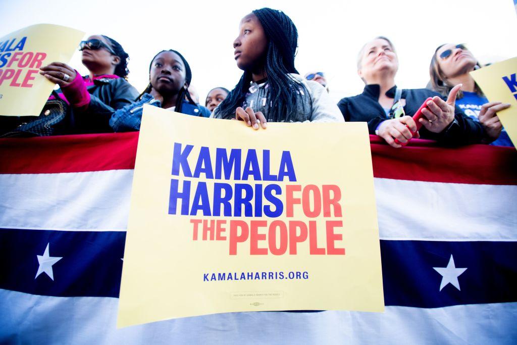 US-POLITICS-ELECTION-HARRIS-VOTE