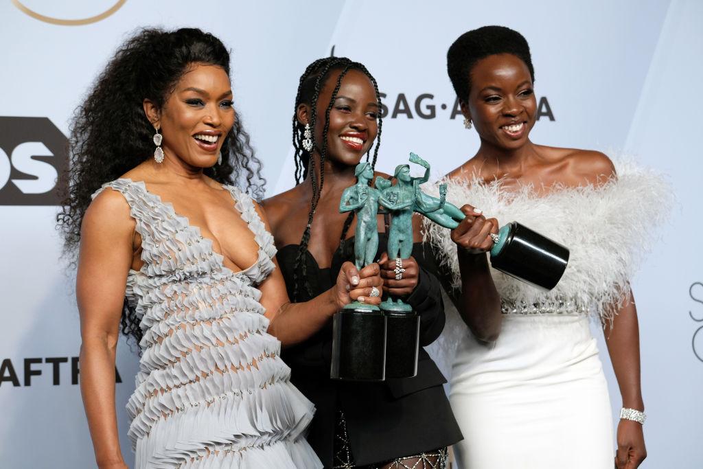 25th Annual Screen ActorsGuild Awards - Press Room