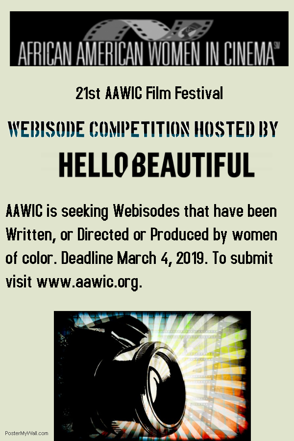 AAWIC Webisode Competition