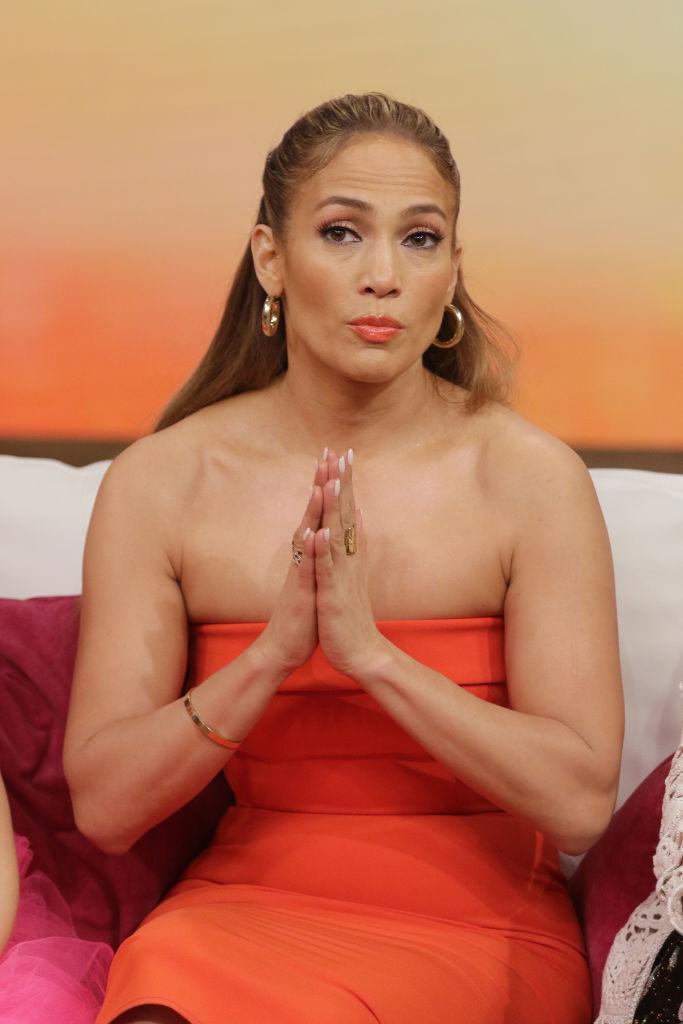 Celebrities Visit Univision's 'Despierta America'