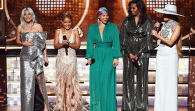 61st Annual GRAMMY Awards - Inside