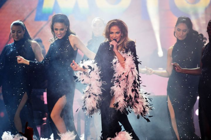 Black Twitter Is Not Here For J. Lo's Motown Tribute