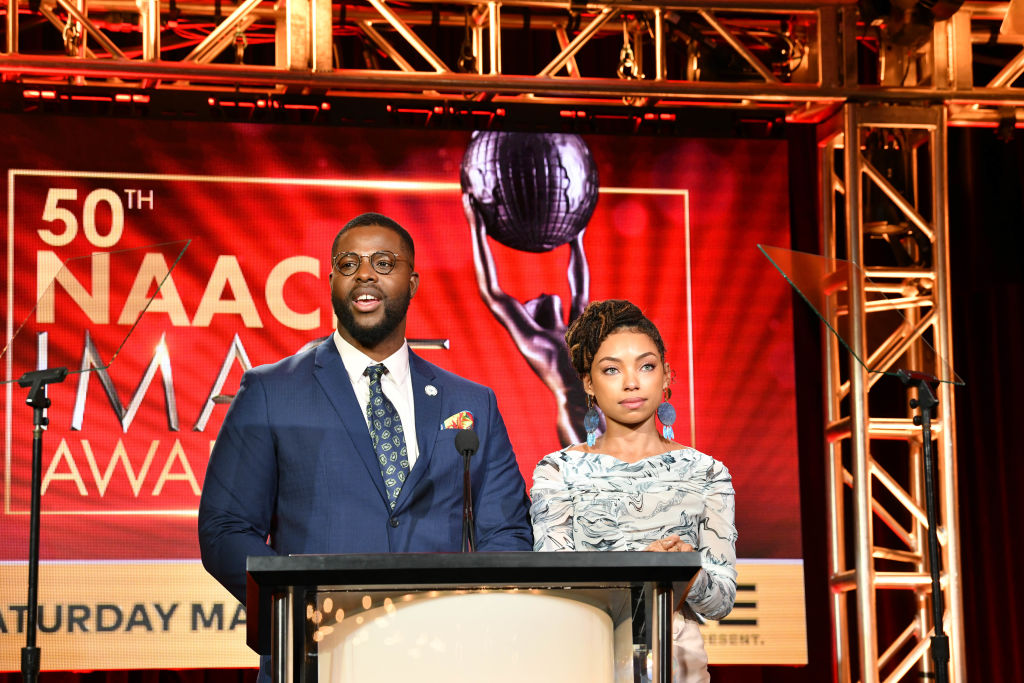NAACP Image Award Nominations Announcement And TCA TV One/CLEO TV Programming Presentation