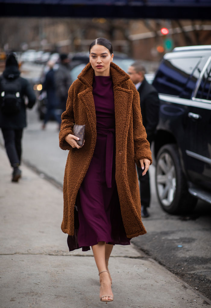 Street Style - New York Fashion Week February 2019 - Day 7