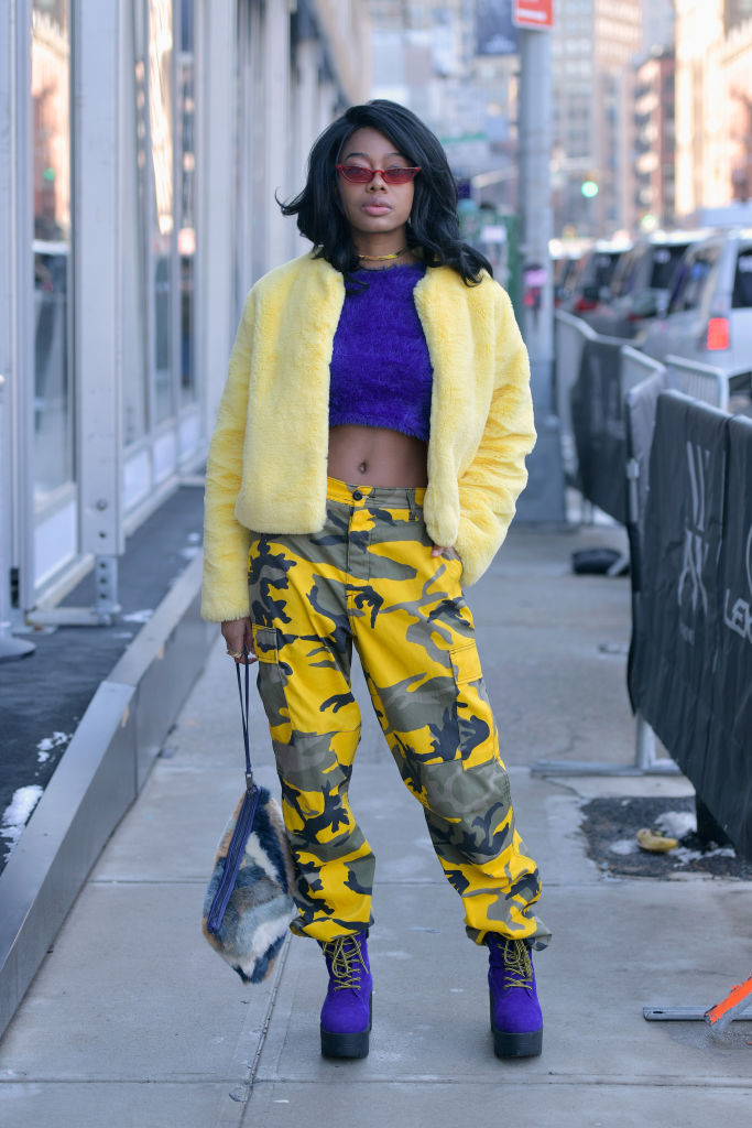 Seen Around - February 2019 - New York Fashion Week: The Shows - Day 7