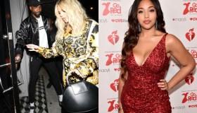 Tristan Thompson, Khloe Kardashian, Jordyn Woods