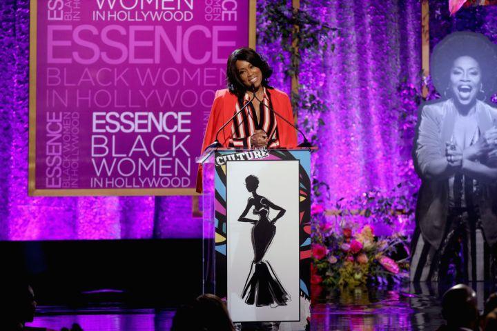 2019 Essence Black Women In Hollywood Awards Luncheon - Inside