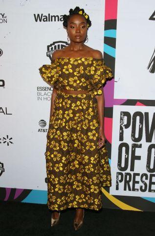 2019 Essence Black Women In Hollywood Awards - Arrivals