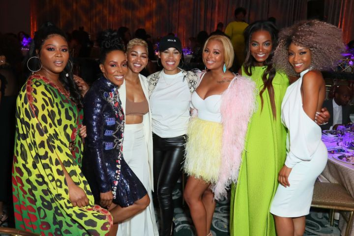 2019 Essence Black Women In Hollywood Awards Luncheon - Inside