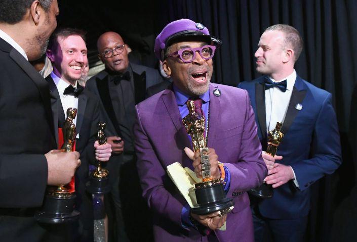 91st Annual Academy Awards - Backstage
