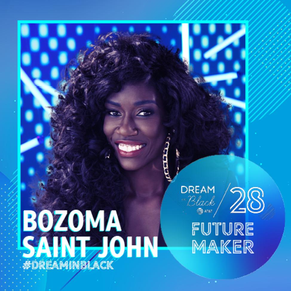 AT&T Dream in Black - Bozoma Saint John