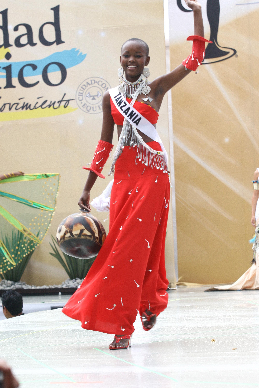 Miss Universe 2007 - National Costume Presentation