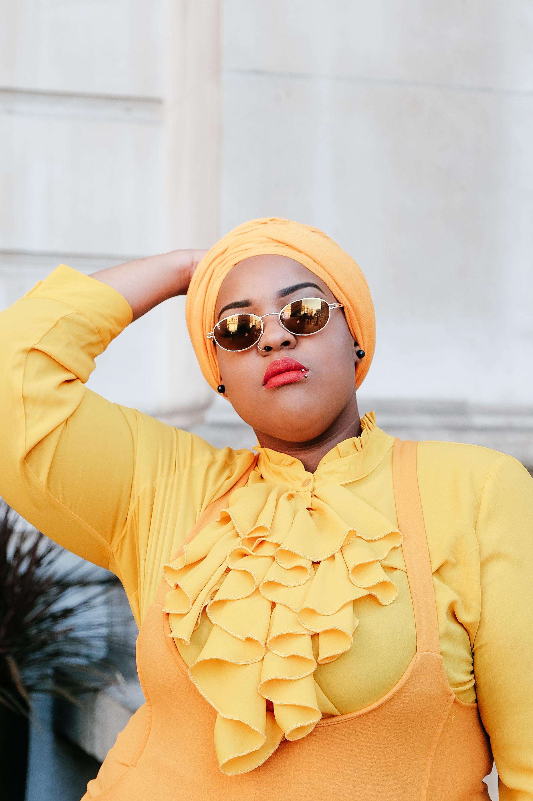 Leah-Vernon-Plus-Size-Body-Positive-Model-Detroit-Muslim-Girl-Black-Instagram-Bloggers-1-model monday