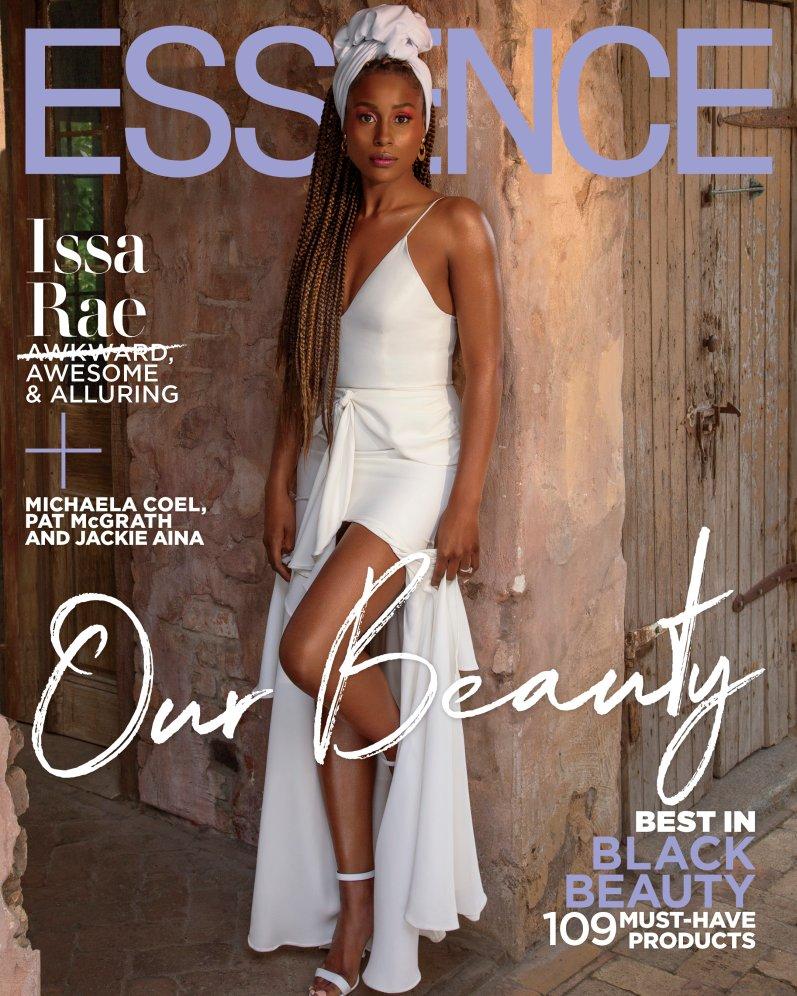 Issa Rae Essence Cover