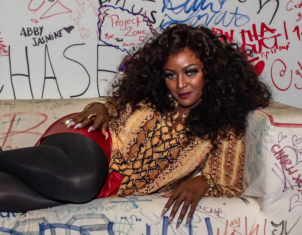 Amara La Negra Visits Music Choice
