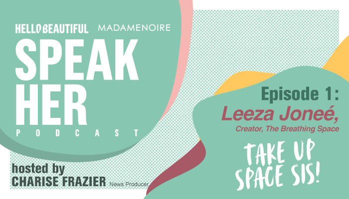 SpeakHER Podcast, Season 2, Episode 1
