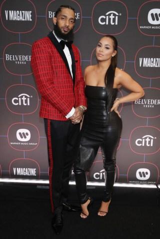 Warner Music Pre-Grammy Party - Red Carpet