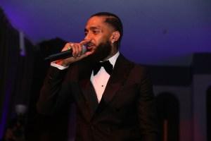 Nipsey Hussle Grammy Celebration