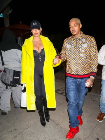 Celebrity Sightings In Los Angeles - December 04, 2018