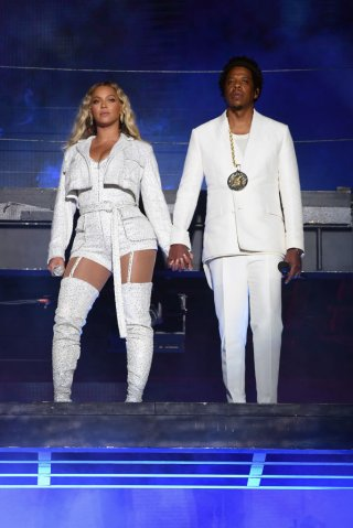 Beyonce and Jay-Z 'On the Run II' Tour - US Opener - Cleveland